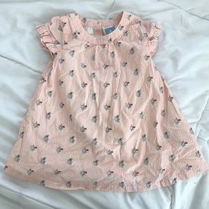 NWOT baby Gap dress with bloomers - size 12-18 mth